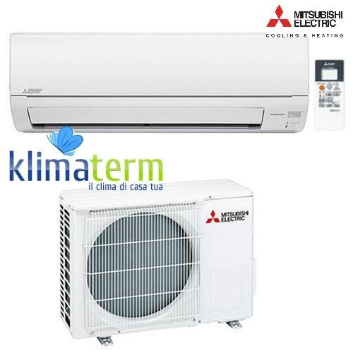 Climatizzatore Condizionatore Mitsubishi inverter serie dm MSZ-DM25VA 9000 btu