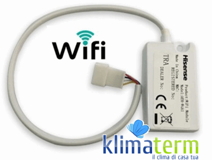 Hisense Modulo Kit Wifi Wireless per climatizzatori