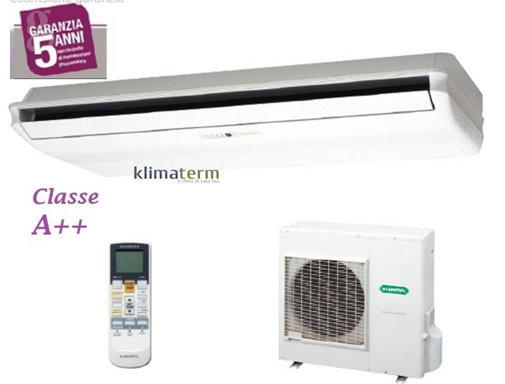 Pompa Di Calore Ventilconvettori climatizzatore condizionatore abhg 36lrte 36000 btu soffitto