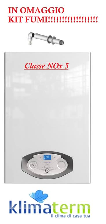 Caldaia  a condensazione Ariston Clas B Premium evo eu 24 Kw  nuova tecnologia ERP + kit fumi in OMAGGIO!!!!