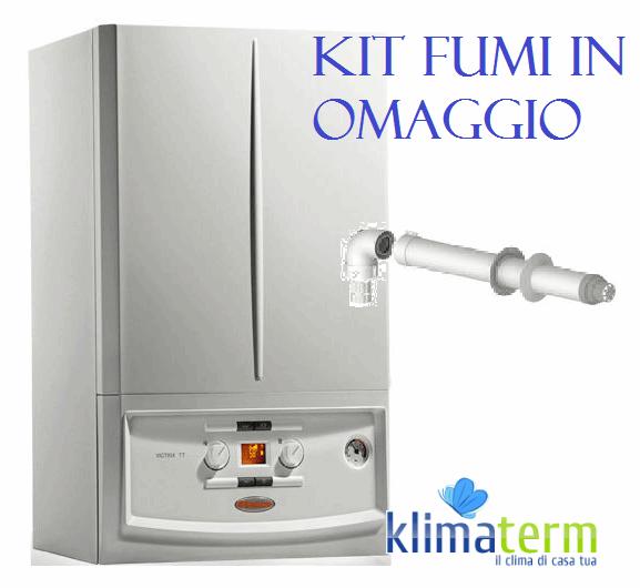 Caldaia Victrix TT 24 Kw a Condensazione METANO New Erp Completa di Kit Scarico Fumi in Omaggio