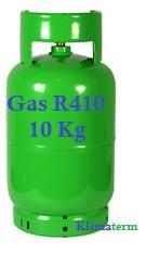 Bombola Gas Refrigerante R140 10Kg