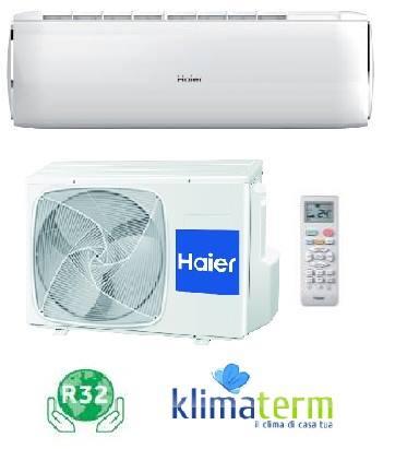 Climatizzatore Condizionatore Haier Inverter modello DAWN 9000 BTU A+++ Gas R-32 - NUOVA SERIE!!!