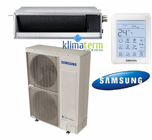 Climatizzatore Condizionatore Samsung LINEA COMMERCIALE Canalizzabile 42000 BTU MSP S media prevalenza AC120MNMDKH INVERTER classe A+/A+