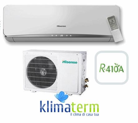 Climatizzatore Condizionatore SERIE EASY 18000 btu Monosplit Inverter Classe a++
