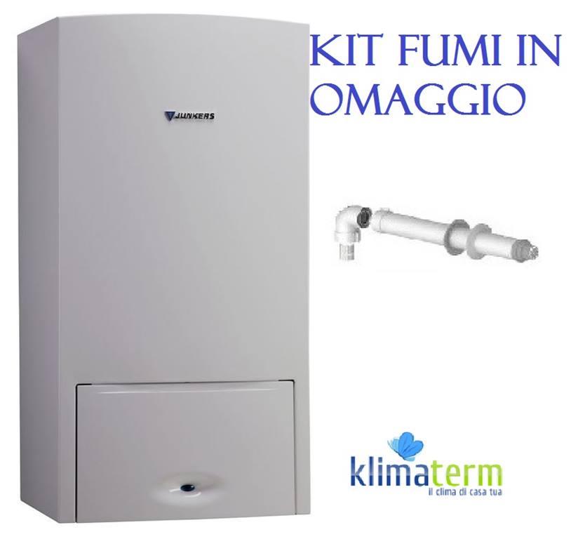 Caldaia a Condensazione CERAPUR SMART ZWB 24-3CE 24KW Nuova Tecnologia ERP Metano Kit scarico fumi in Omaggio!!!!
