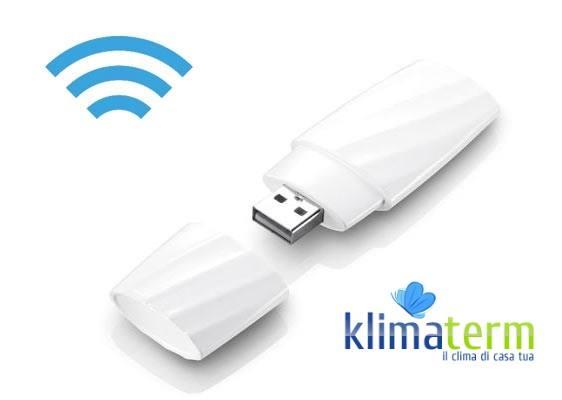 Smart Wifi Key Controllo Climatizzatore Condizionatore Midea serie Mission