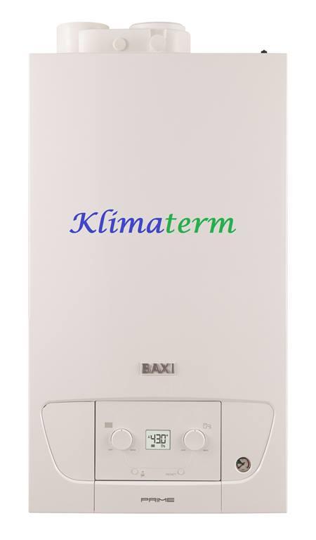 Caldaia Baxi modello Prime 24 a condensazione new erp in omaggio kit fumi e valvole