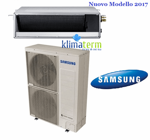 Climatizzatore Condizionatore Samsung LINEA COMMERCIALE Canalizzabile 25 KW HSP S alta prevalenza TRIFASE  AC250JNHPKH INVERTER
