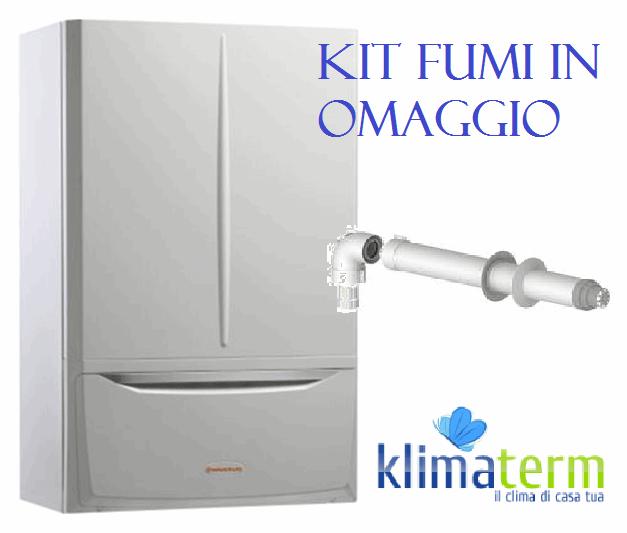 Caldaia Victrix Plus 12 kw TT a Condensazione Solo Riscaldamento METANO New Erp Kit Scarico Fumi in Omaggio!!!