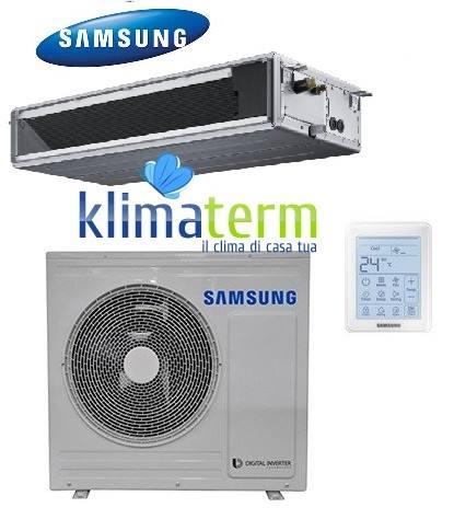 Climatizzatore Condizionatore Samsung LINEA COMMERCIALE Canalizzabile 18000 BTU MSP S media prevalenza AC052MNMDKH INVERTER classe A++/A+
