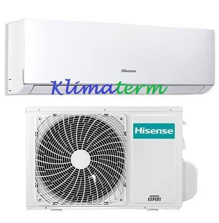 Climatizzatore Condizionatore Hisense NUOVA SERIE COMFORT 18000 btu Monosplit Inverter Classe A++ AST-18UW4SVEDJ10