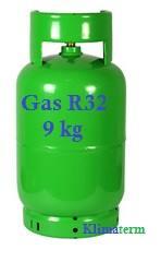 Bombola Gas Refrigerante R32 9Kg