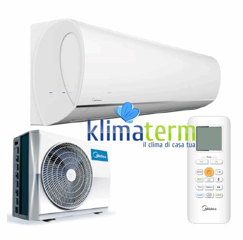 Climatizzatore Condizionatore Midea 18000 BTU BLANC 53 INVERTER V classe A++/A+