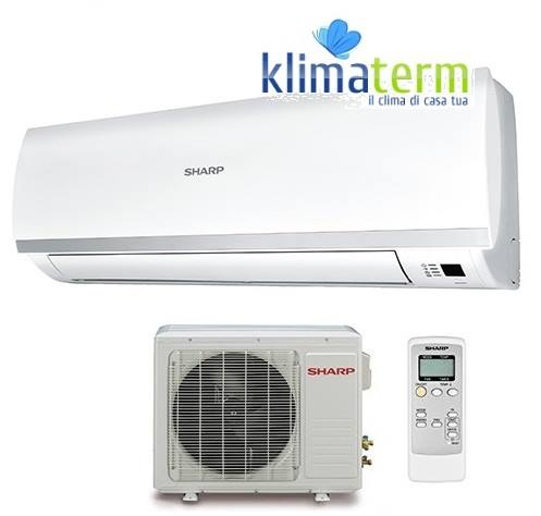 Climatizzatore Condizionatore Sharp Monosplit Inverter serie RSR 9000BTU