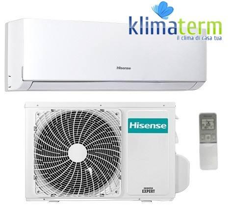 Climatizzatore Condizionatore Hisense COMFORT Gas R410A 9000 btu Monosplit AST-09UW4SVEDJ10 Inverter Classe A++