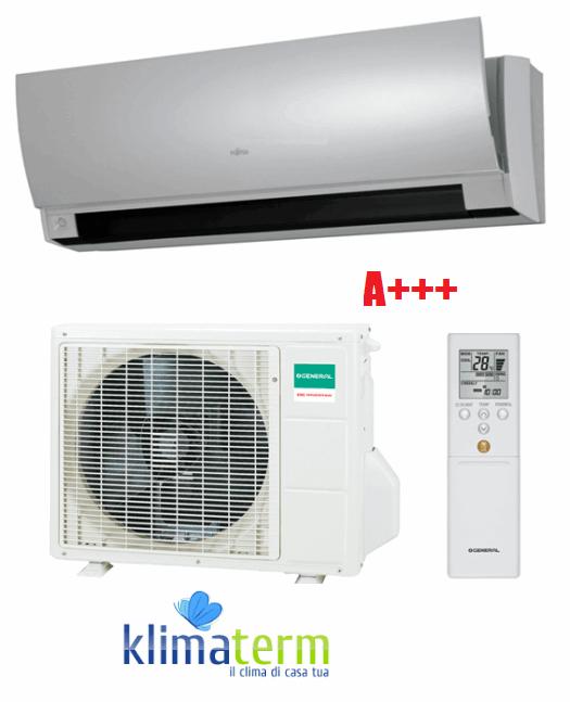 condizionatore ASHG LTCA 9000 btu silver con sensore di movimento classe A+++ inverter gas R410A