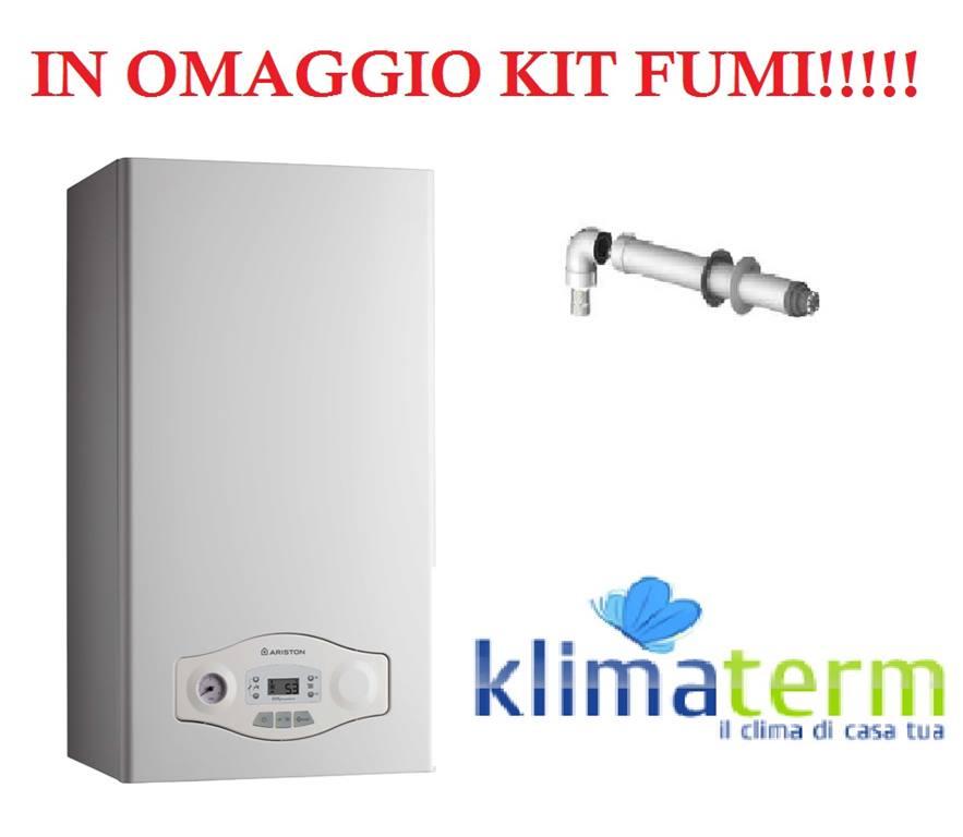 Caldaia  a condensazione Ariston Egis Premium S 24 GPL EU  nuova tecnologia ERP + kit scarico fumi in OMAGGIO!!!!!