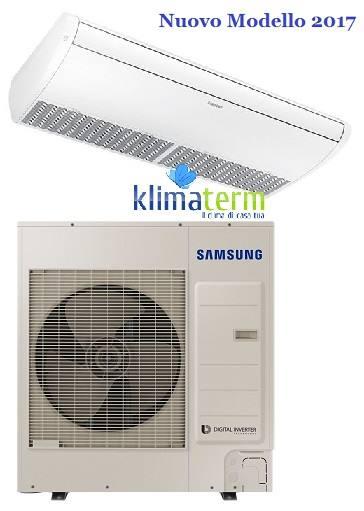 Climatizzatore Condizionatore Samsung LINEA COMMERCIALE Soffitto 36000 BTU AC100MNCDKH INVERTER classe A+/A+