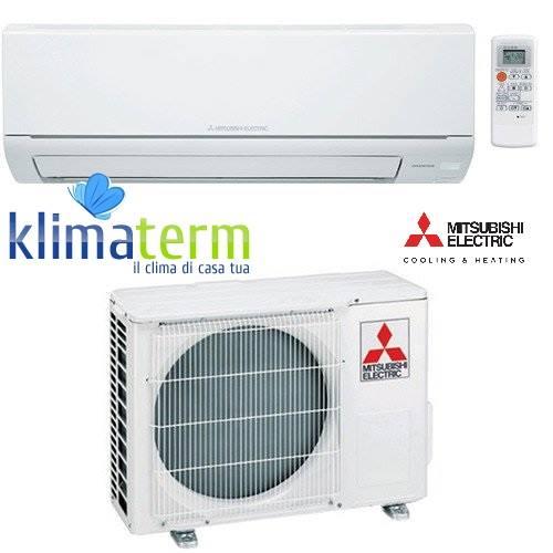 Climatizzatore Condizionatore Mitsubishi MSZ-HJ25VA 9000 BTU INVERTER classe A/A