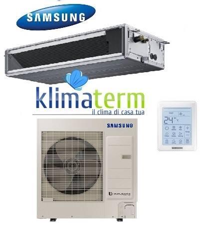 Climatizzatore Condizionatore Samsung LINEA COMMERCIALE Canalizzabile 36000 BTU MSP S media prevalenza AC100MNMDKH INVERTER classe A+/A+