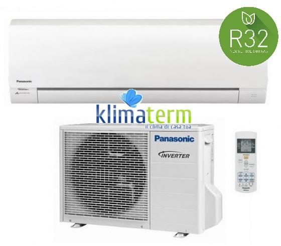 Climatizzatore Condizionatore Panasonic modello PZ 9000 btu Gas R32 PZ25TKE inverter classe A+ Nuovo modello